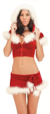Kadife Noel Kostüm   Tutku SexShop