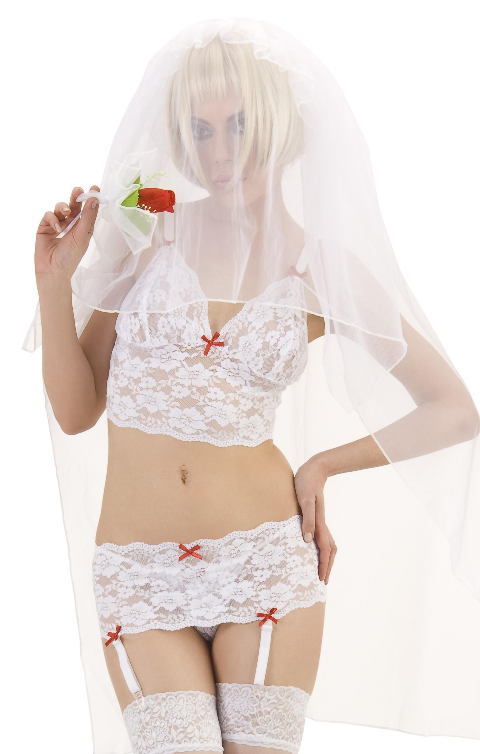Seksi Gelinlik Kostüm