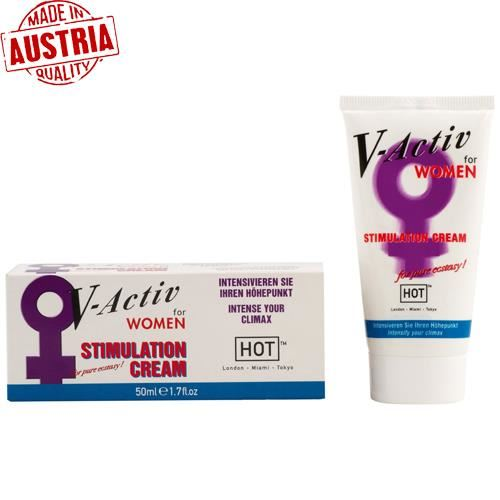 V-Activ For Women Krem | Tutku SexShop