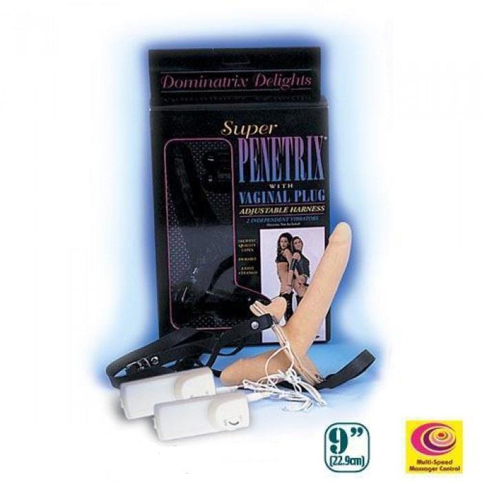 Süper Penetrix Çift Taraflı Protez Penis | Tutku SexShop