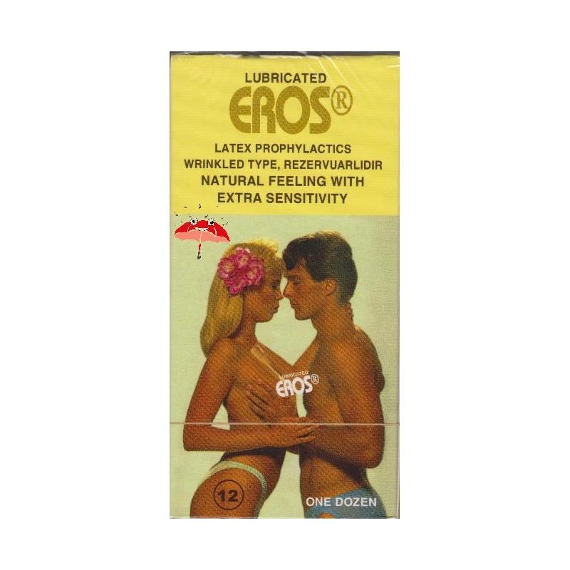 Eros Özel Halkali Prezervatif.