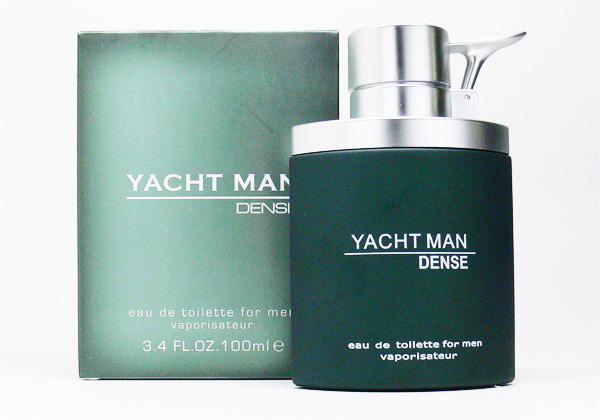 Yacht Man Dense Erkek Parfümü  100ml. | Tutku SexShop