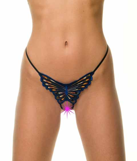Dekolteli Kelebek String | Tutku SexShop