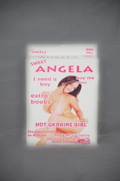 Angela Love Şişme | Tutku SexShop